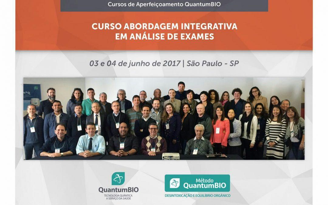 Curso Abordagem Integrativa em Análises de Exames