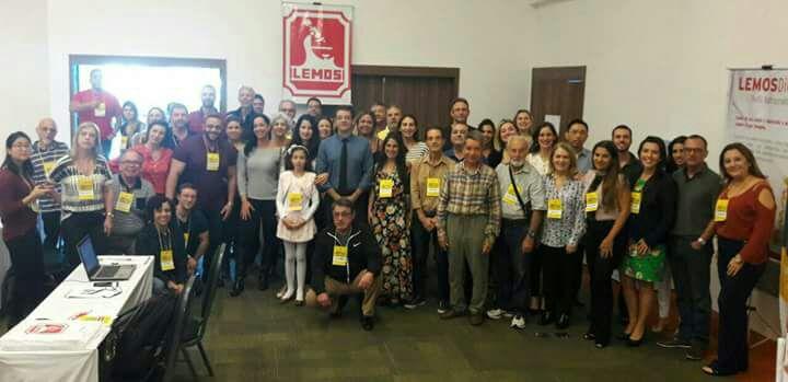 24 e 25 de junho de 2017 – Curso Atualização em Dosagens Salivares – Rio de Janeiro