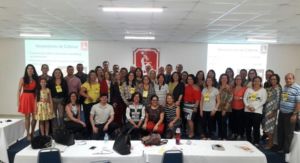 30 de setembro e 1 de outubro de 2017 – Curso Atualização em Dosagens Salivares – Recife