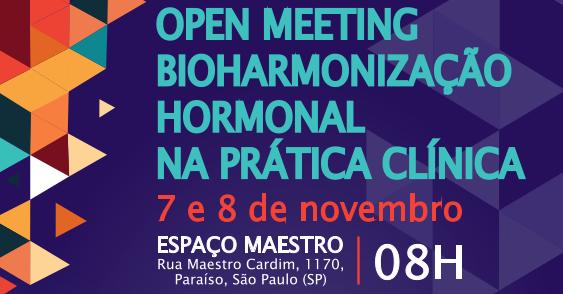 Open Meeting Bioharmonização